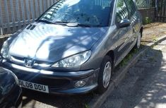 Used 2003 Peugeot 207 car automatic at attractive price in Lagos