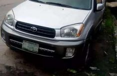 Selling 2002 Toyota RAV4 suv at mileage 135,259 in Lagos