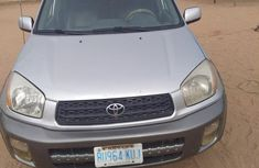 Selling grey/silver 2005 Toyota RAV4 automatic at mileage 5,797