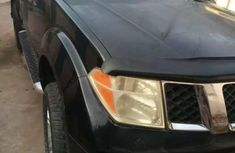 Sell very cheap clean black 2005 Nissan Pathfinder in Lagos