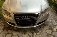 Sell well kept grey 2010 Audi A8 automatic