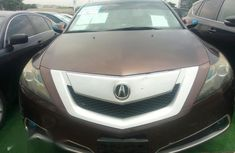 Selling 2010 Acura ZDX in good condition at price ₦3,330,000 in Ikeja