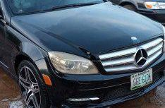 Sell black 2009 Mercedes-Benz C300 at mileage 72,000 in Enugu at cheap price