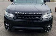 Need to sell high quality black 2015 MG Rover suv automatic in Lagos
