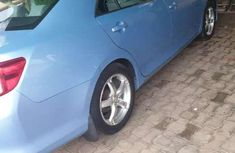 Need to sell blue 2012 Toyota Camry at mileage 139,000 in Asaba