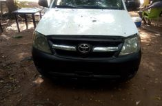 Need to sell high quality white 2007 Toyota Hilux manual