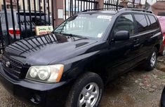 Used 2002 Toyota Highlander automatic for sale