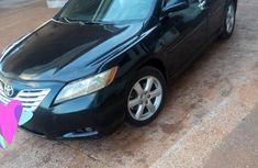 Toyota Camry 2.4 SE Automatic 2008 Black