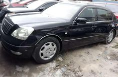 Well maintained 2007 Lexus LS for sale at price ₦2,900,000