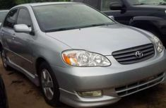 Authenticused 2004 Toyota Corolla for sale at price ₦1,000,000