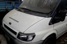 Need to sell high quality white 2002 Ford Transit manual in Lagos