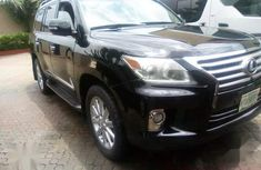 2014 Lexus LX suv  automatic at mileage 88 for sale