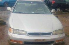 Grey 1997 Honda Accord sedan for sale at price ₦320,000 in Lagos