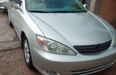 Sell used grey 2003 Toyota Camry sedan at cheap price