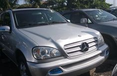 Mercedes-Benz ML 320 2004 Automatic Petrol ₦2,100,000