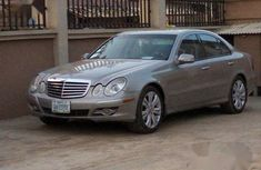 Sell super clean gold 2008 Mercedes-Benz E350 automatic