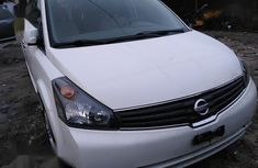 Used 2008 Nissan Quest automatic for sale at price ₦3,500,000