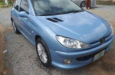Need to sell high quality 2006 Peugeot 206 at mileage 89,632 in Abuja