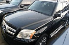 Best priced used black 2010 Mercedes-Benz GLK automatic