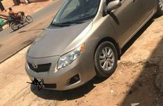 Sparkling used 2010 Toyota Corolla at mileage 2,010 in Oshogbo at cheap price