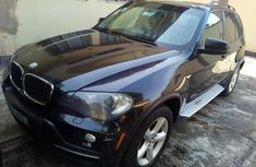 Sell black 2009 BMW X5 automatic in Lagos