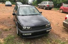 Best priced used 1996 Volkswagen Golf manual at mileage 120,000