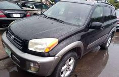 Best priced used 2003 Toyota RAV4 at mileage 120,000 in Lagos