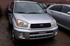 Sell high quality 2002 Toyota RAV4 automatic at price ₦2,000,000 in Lagos