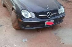 Sell cheap black 2007 Mercedes-Benz 230 automatic in Enugu