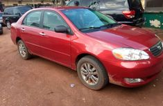 Well maintained 2005 Toyota Corolla at mileage 4,598 for sale
