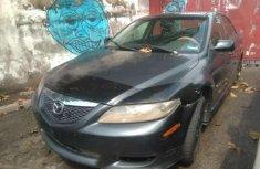 Sell well kept 2006 Mazda 626 sedan automatic at price ₦950,000
