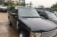 Sharp black 2009 Rover Land (origin: domestic)