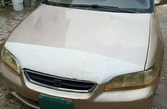 1999 Honda Accord automatic for sale at price ₦350,000