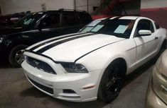 Sell clean used 2014 Ford Mustang at mileage 52,401 in Lagos