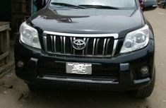 Cheapest Toyota Land Cruiser Prado 2010 for Sale: New & Used | Naijauto