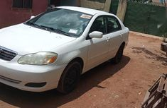 Well maintained 2007 Toyota Corolla for sale in Jalingo