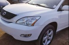 Sell used white 2006 Aprilia RX suv at cheap price