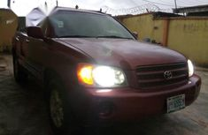 2003 Toyota Highlander suv automatic at mileage 102,043 for sale