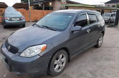 Used grey/silver 2005 Toyota Matrix automatic car at attractive price