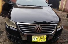 Best priced black 2007 Volkswagen Passat sedan automatic in Port Harcourt