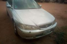 Selling grey 2002 Honda Accord automatic at price ₦500,000 in Ilorin