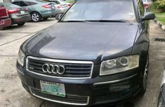 Best priced grey 2006 Audi A8 in Lagos