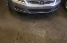 Selling 2006 Honda Accord in good condition at price ₦720,000