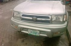 Sell grey 2001 Toyota 4-Runner suv automatic at price ₦980,000