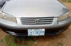 Clean grey 2003 Toyota Camry automatic for sale at price ₦820,000
