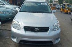 Very sharp neat 2008 Toyota Matrix for sale in Lagos