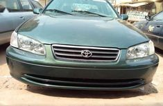 Sell well kept green 2000 Toyota Camry automatic in Oshogbo