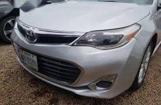 Toyota Avalon 2014 Silver