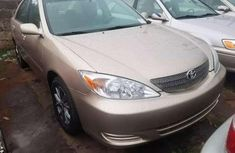 Gold 2004 Toyota Camry automatic for sale at price ₦570,000 in Katsina