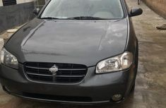 Nissan Maxima 2001 QX Grey for sale